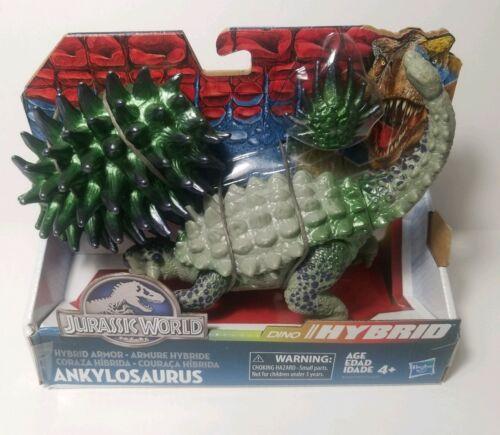 Jurassic World Bashers & Biters Dino Hybrid Action Figure: A