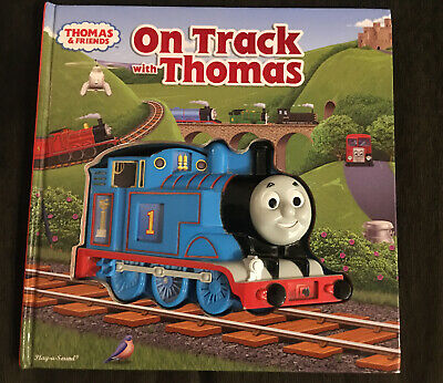 On Track With Thomas (Thomas & Friends) **PRACTICALLY NEW**