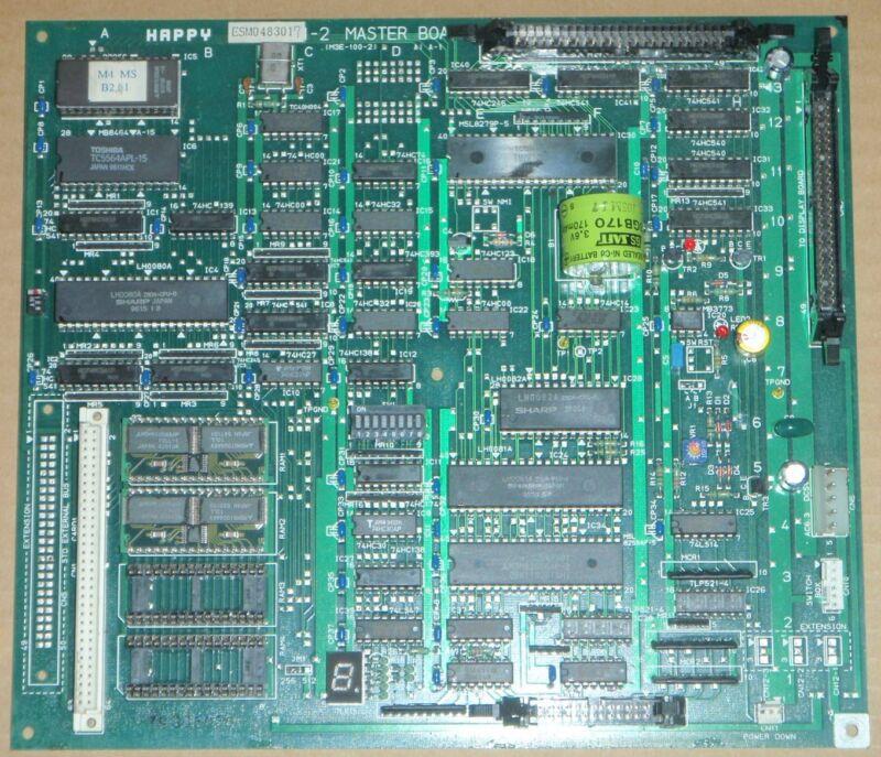 Happy Embroidery ESM0483017-2 Master Board, Circuit Board, M0483017 M0483019