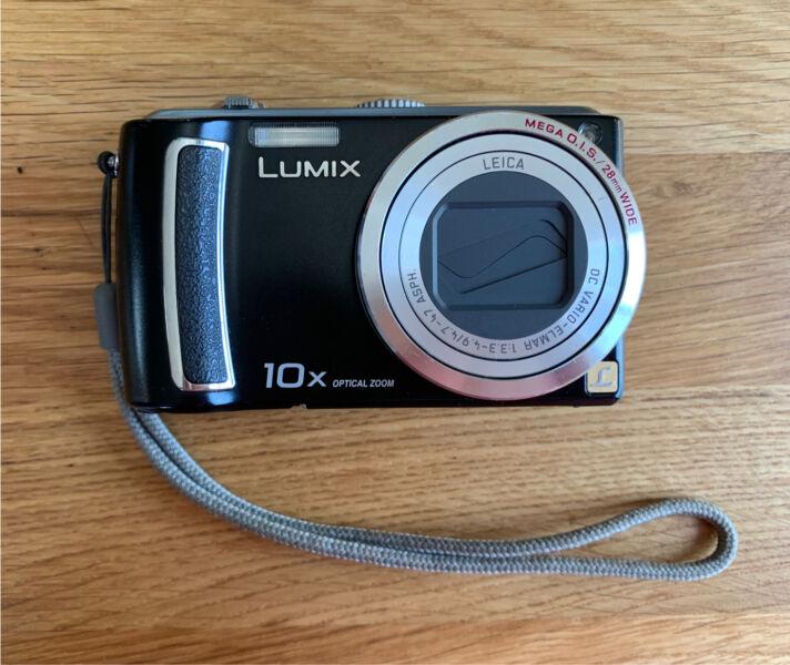 panasonic lumix dmc tz15 camera digital compact cameras gumtree rh gumtree com au Panasonic DMC FH20 Panasonic DMC TS4