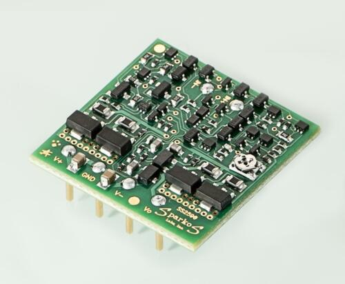 Discrete Op Amp for Studio and Pro Audio use - SS2590