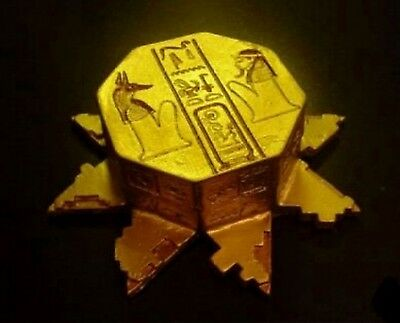 NEW! KEY TO HAMUNAPTRA EGYPTIAN RELIC THE MUMMY MOVIE PROP REPLICA