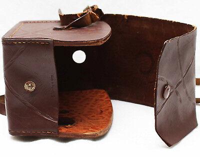 Кейсы, сумки Hard Brown Leather Case