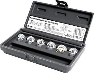 WILMAR W89500 ELECTRONIC FUEL INJECTION TEST LIGHT SET - NOID LIGHT - 6 PIECES