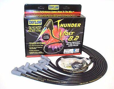 8.2 MM High Performance Spark Plug Wire Set HEI SBC 350 383 400 Electronic