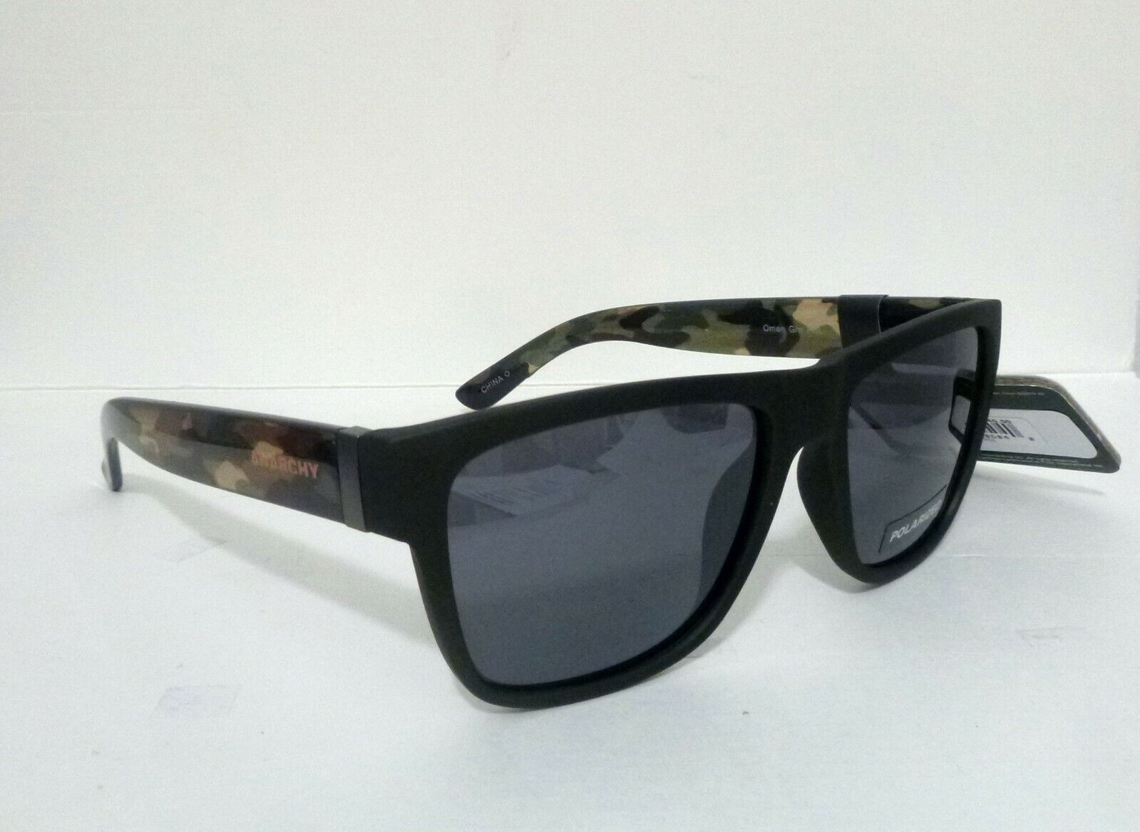 Anarchy Sunglasses Melee Bark Brown Gradient new