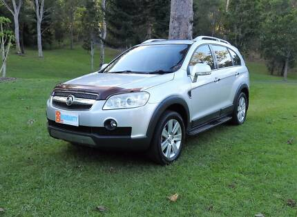 $52 p/week 7 SEAT AUTO Captiva Diesel Turbo ONLY 122klms!!