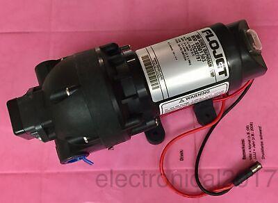 Flojet Automatic Diaphragm Sprayer Pump 12vdc 60psi 8a 2.0gpm 38 Npt12v