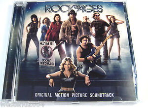 Rock Of Ages - Movie Soundtrack 2012 CD - NEW & SEALED  Tom Cruise