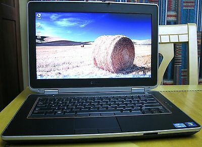 Dell Latitude E6420 Laptop Windows 7 Core i5 2.5 Ghz 8GB RAM 1TB HD DVDRW 14