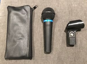 MICROPHONE AND ACCESSORIES