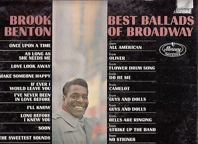Brook Benton - Best Ballads von Broadway,12