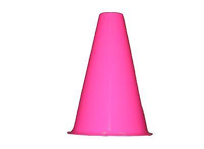 10 Pink Cheerleading Megaphones, 8