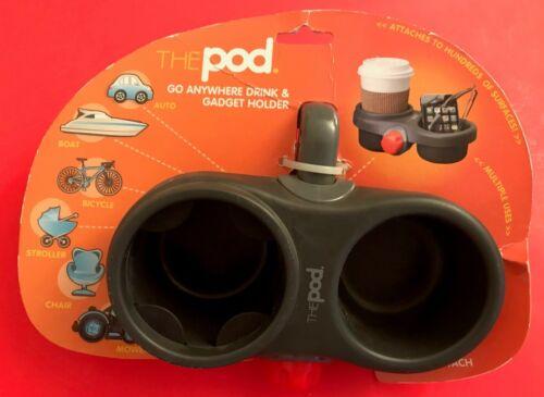 thePOD Go Anywhere Drink & Gadget Holder Stroller Car Baby