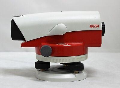 Leica Na724 Automatic Optical Level