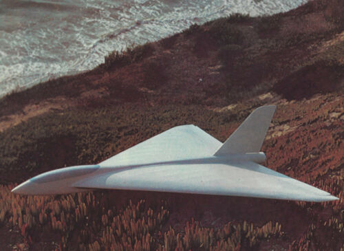 Stormfighter 2 Slope Soarer Sailplane Plans, Templates and Instructions 43ws