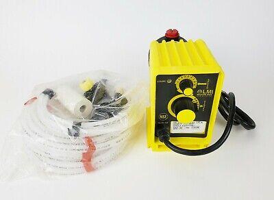 Lmi Milton Roy P131-392si Chemical Metering Pump New