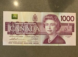 1000 Dollar Bill | Kijiji in Ontario  - Buy, Sell & Save