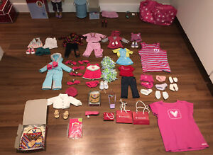 American Girl Clothes and Accessories