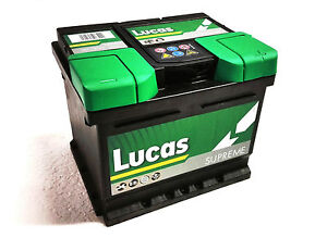 lucas ls 063 car battery citroen c1 c2 c3 1 4 1 6 saxo 1 1 1 4 1 6 petrol ebay. Black Bedroom Furniture Sets. Home Design Ideas