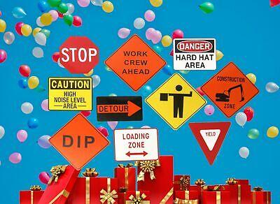 Construction Party Signs (Construction Party Signs)