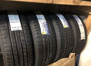 225/55r18, 235/55r18 Michelin, Continental all season Tires