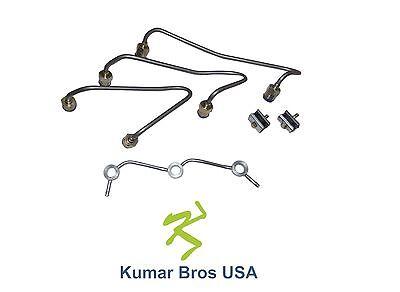 New Kubota Rtv1100cr Rtv1100cr9 Rtv1100crx Injector Fuel Pipe Set