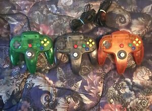 3 Official Nintendo Funtastic Controllers for trade