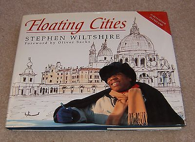 Floating Cities Venice Amsterdam Leningrad Moscow Stephen Wiltshire Autistic
