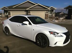 2014 IS 350 F Sport AWD No GST