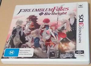 Fire Emblem Fates: Birthright 3DS Ipswich Ipswich City Preview