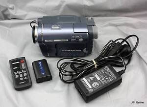 Sony Handycam Video Hi8 CCD-TRV428E Lalor Whittlesea Area Preview