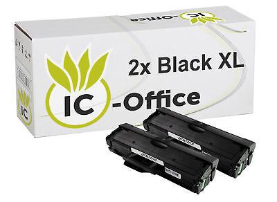 2x XXL TONER PATRONE für Samsung Xpress M2020 M2022W M2070 M2026W Kartusche Set