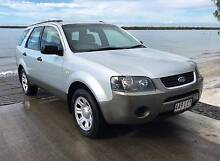 2008 Ford Territory 87903 KMS REGO WARRANTY RWC AUTO Hollywell Gold Coast North Preview