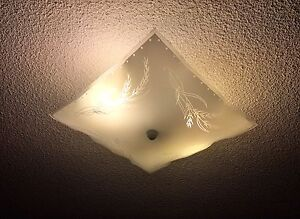 """CHEAP Square Ceiling Lights (12""""x12"""") 4 Available"""