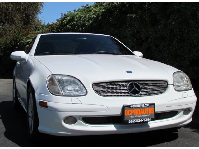 Imagen 1 de Mercedes-benz Slk-class…