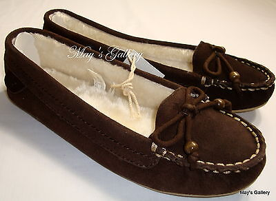 American Eagle AE Sandal Flip Flop Shoes Clogs Slipper Suede boat Flat   AEO  9 for sale  Shipping to Nigeria