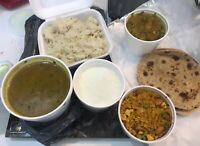 Punjabi home made food tiffin service