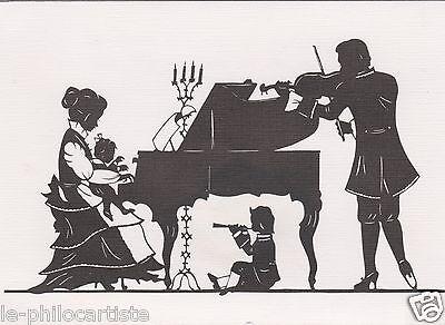 AK Musik Musikinstrumente GEIGE PIANO FLÖTE Familie Pianohaus Micke NEUBECKUM