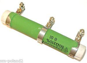 50R 40W 800V Adjustable Resistor 24x130mm ZS24X130V KRAH-RWI [QTY=1pcs] - Piastów, Polska - Zwroty są przyjmowane - Piastów, Polska
