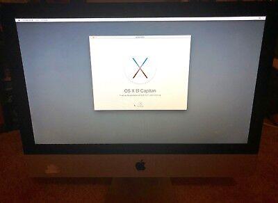 """Apple iMac A1311 21.5"""" Desktop - MB950LL/A (October, 2009)"""