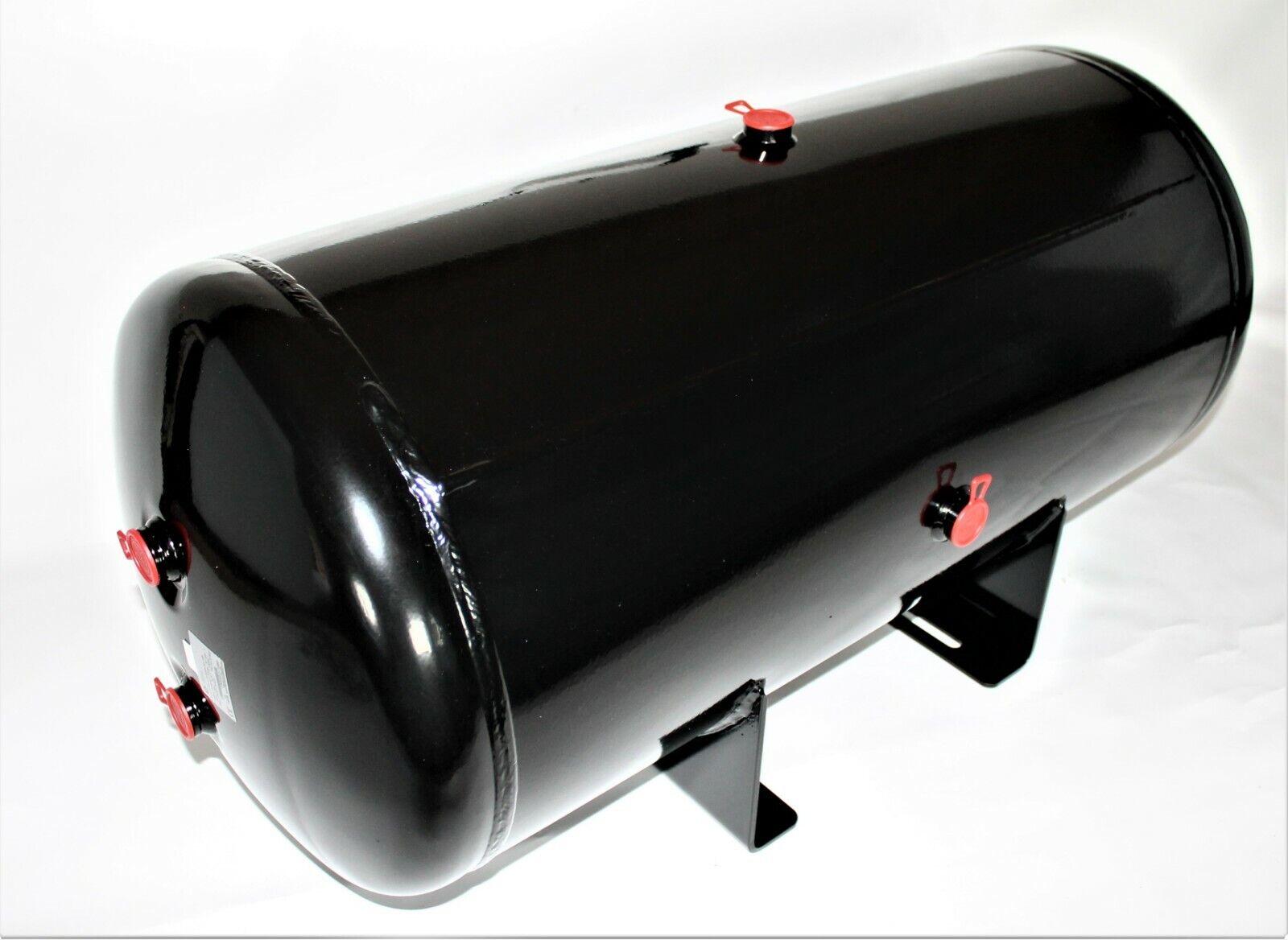 Druckluftkessel 100l m.Befestigung Druckluftbehälter Kessel Kompressor L4999.1