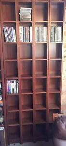 IKEA GNEDBY DVD / CD Shelves Crows Nest North Sydney Area Preview