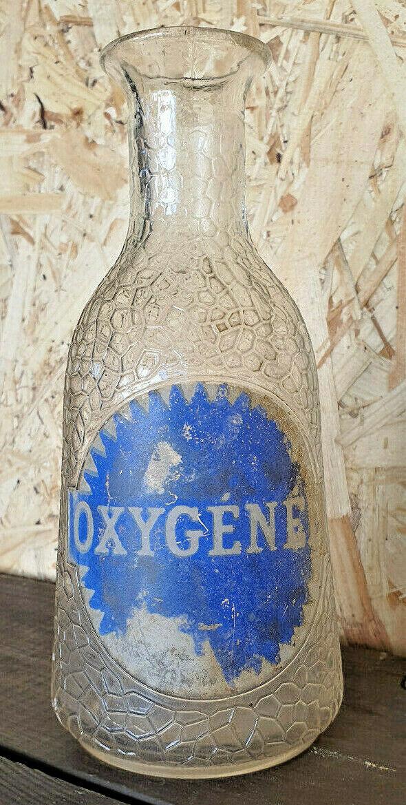 Ancienne carafe publicitaire absinthe