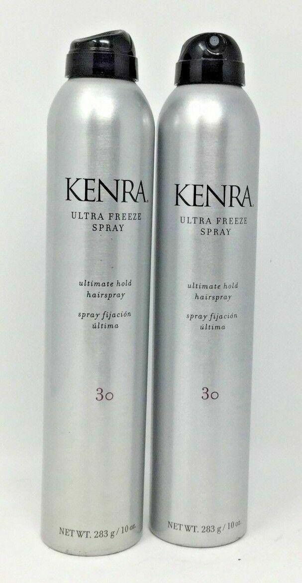 Kenra Ultra Freeze Spray #30 10oz
