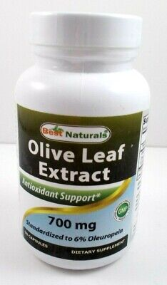 Best Naturals Olive Leaf Extract 700 MG Antioxidant Support - 90