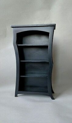 1:6 Scale Furniture for Fashion Dolls 4249B Asymmetric Bookcase, used for sale  Salem