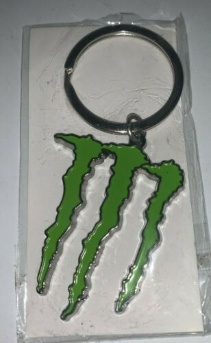 Monster Energy Keychain