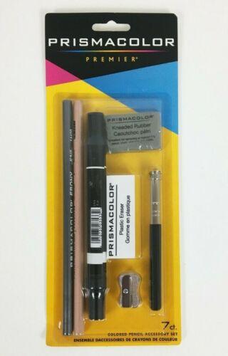 Prismacolor Premier 7 Piece Colored Pencil Accessory Set