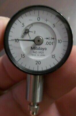 Mitutoyo 1921b Dial Indicator
